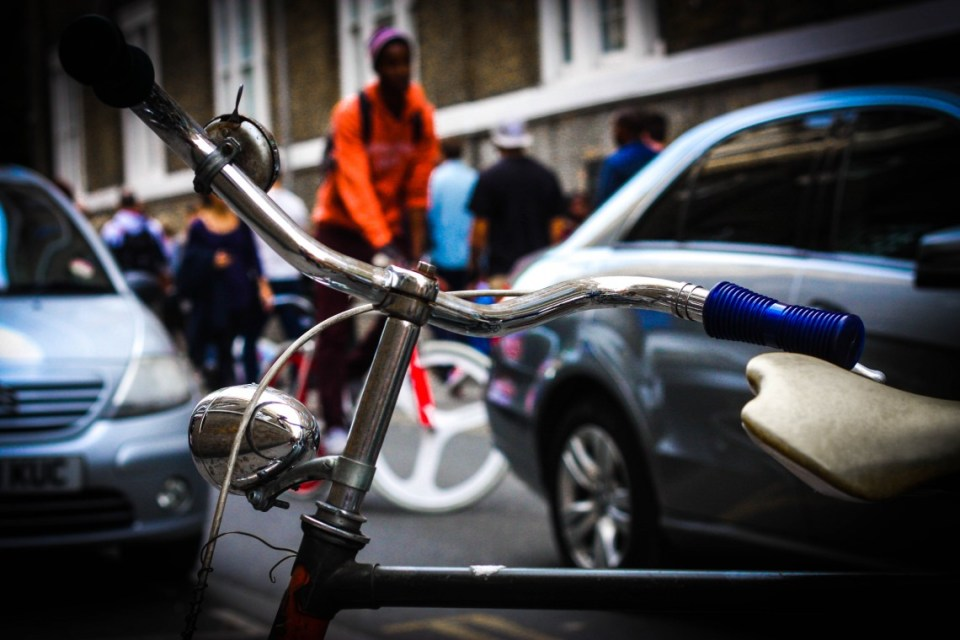 Lone Bicycle Photo Essay: Brick Lane Sunday Street Food, London