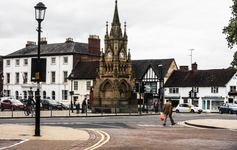 A Weekend in Stratford-Upon-Avon, England