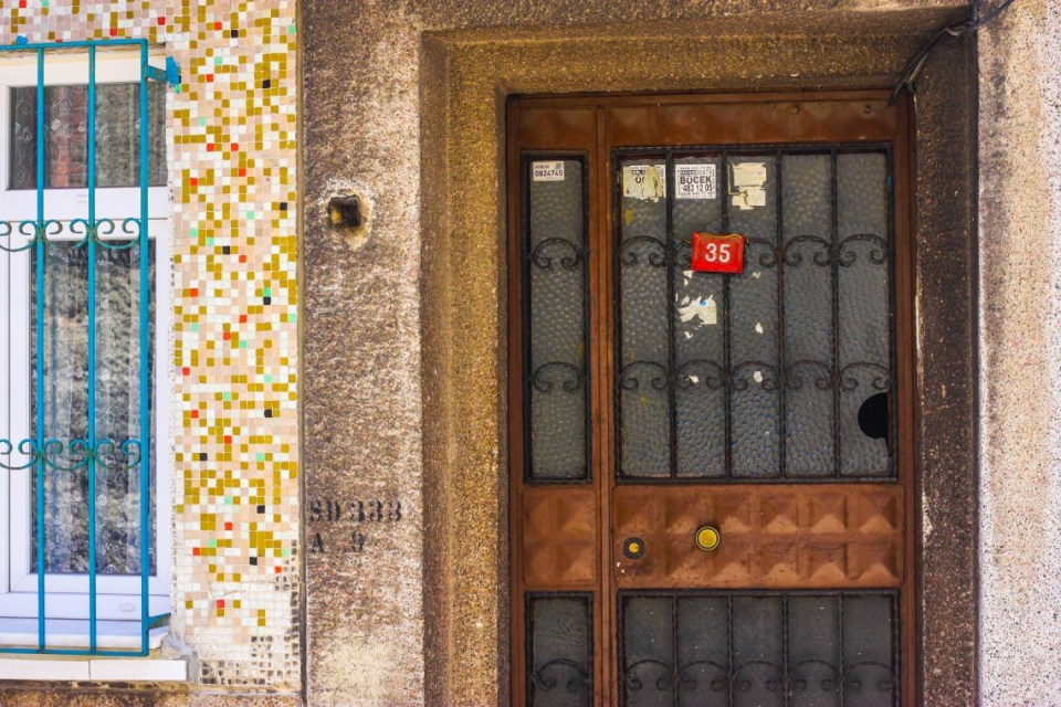 Photo Essay: Doors in Istanbul