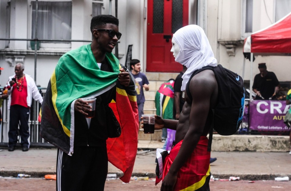 Notting Hill Carnival in pictures