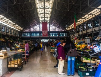 Mercado Da Ribeira (Lisbon): Fruit and Veg market