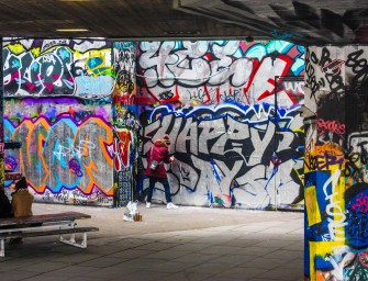 Long live South Bank graffiti and skating