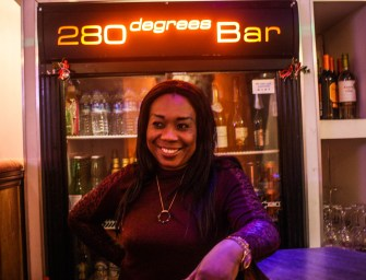 London's 280 degrees Nigerian restaurant, where food is cooked from scratch