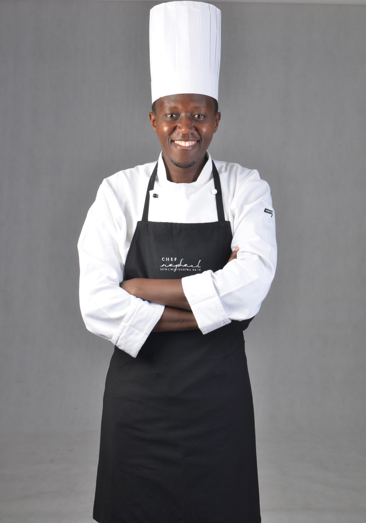 Chef Raphael: Revealing the mysteries of cooking