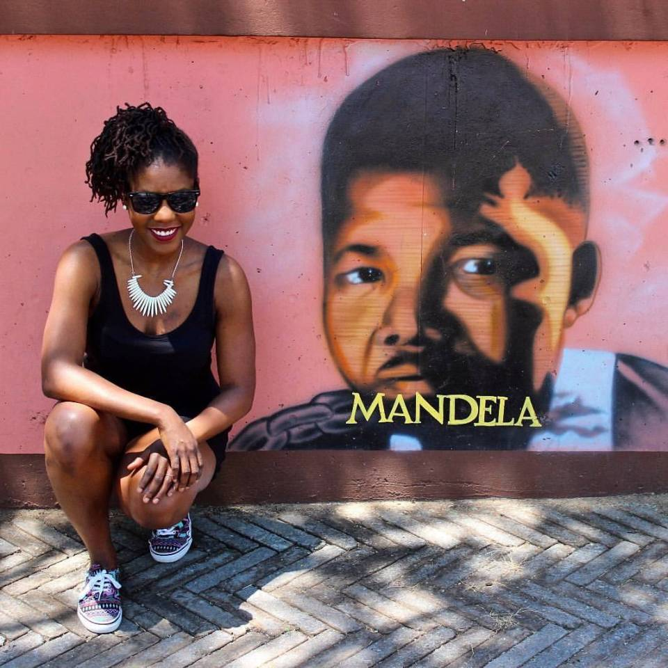 Travelling the world through the eyes of Oneika Raymond
