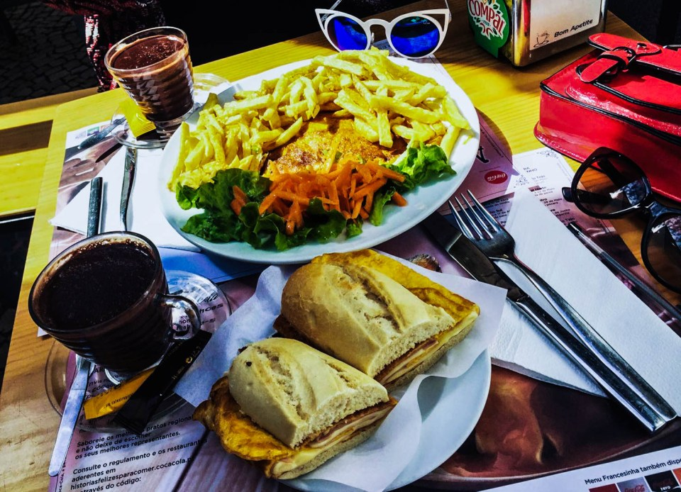 What to eat and drink in Porto
