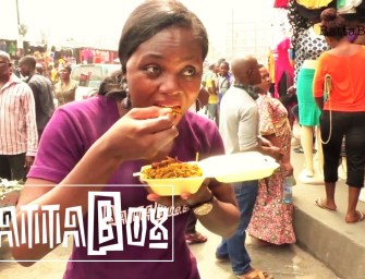 Watch to learn about Nigeria's most popular STREET FOOD