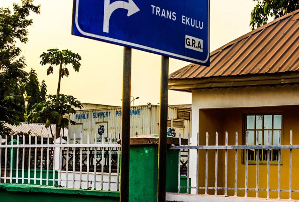 [Not] Settling in Enugu