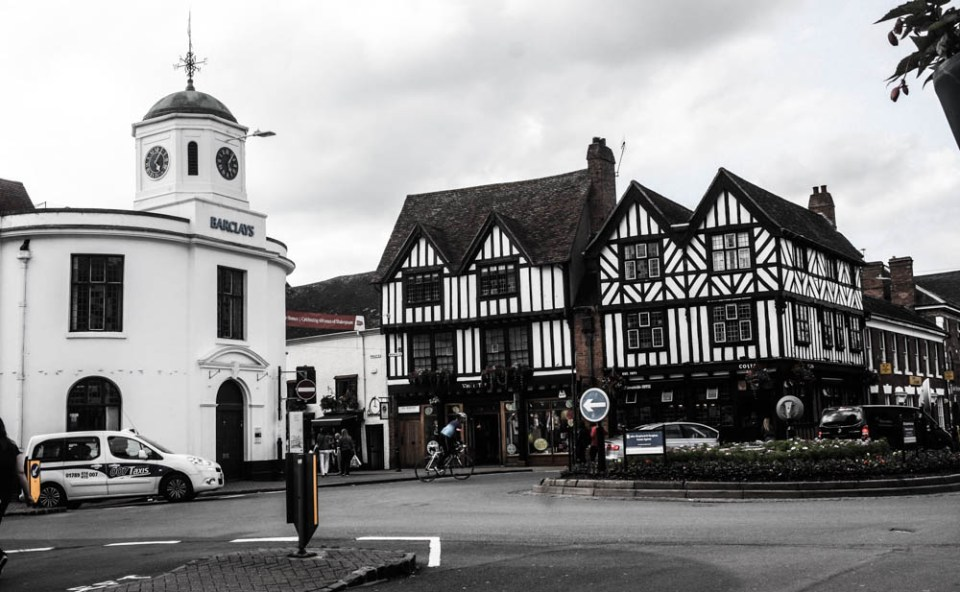 Photo Essay: Gallivanting in Shakespeare's birth place (Stratford-Upon-Avon