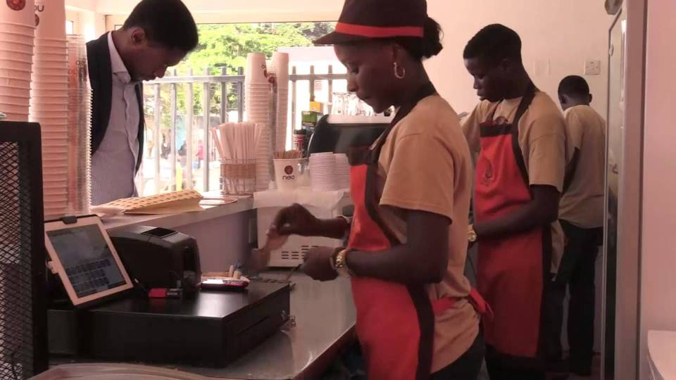 Cafe Neo: Coffee produced by Africans for Africans