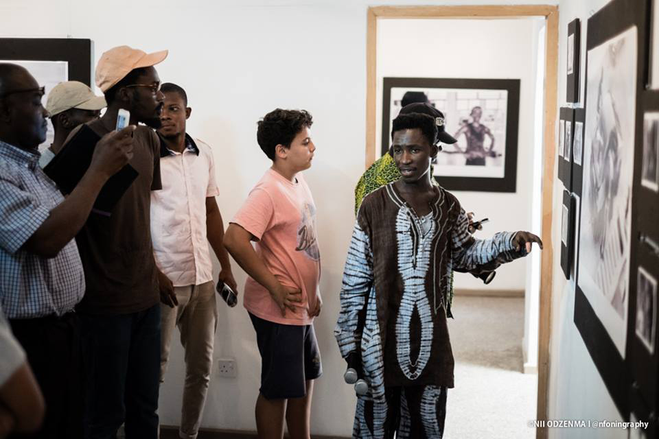Odile Tevie: Recording, Preserving and Promoting the arts, culture and heritage of Ghana