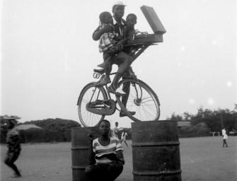 Celebrating Ghana @ 60 with James Barnor's Vintage Ghana Photos