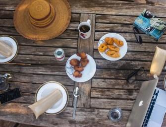 Ghana's Weku Kitchens delivers wholesome food to your door.