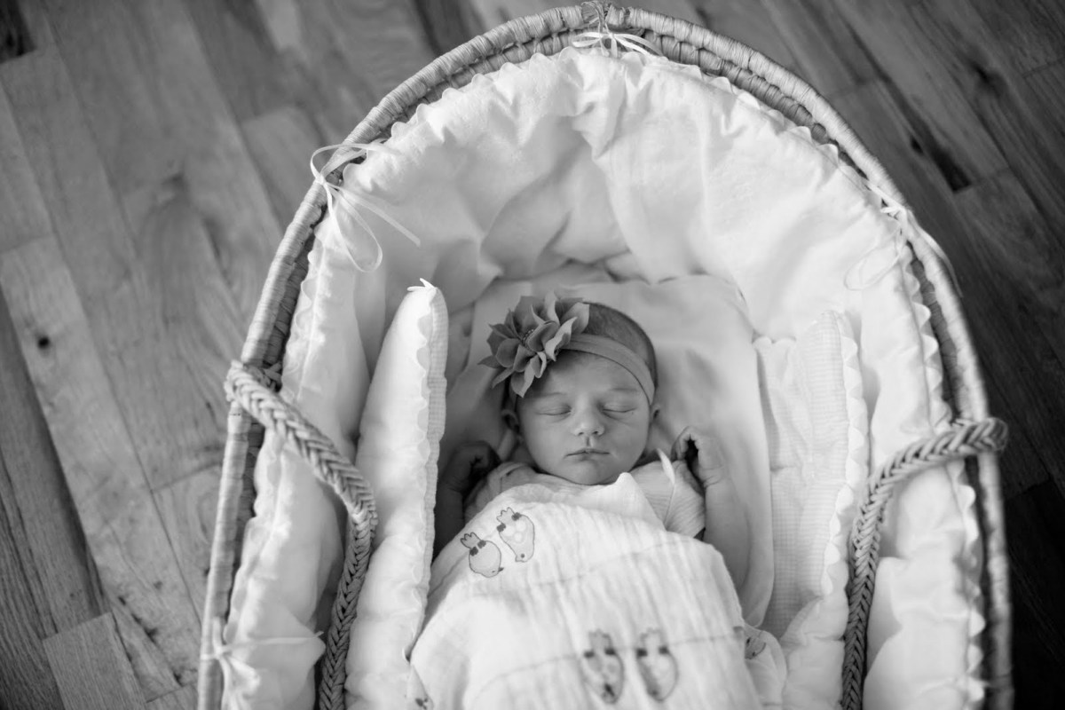 Gracie Kate Western is born