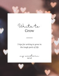 Write to Growth Guide