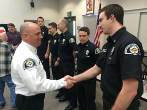 Potluck for Interim Fire Chief Jon Parkinson @ King County Fire District 20 Training Center | Seattle | Washington | United States