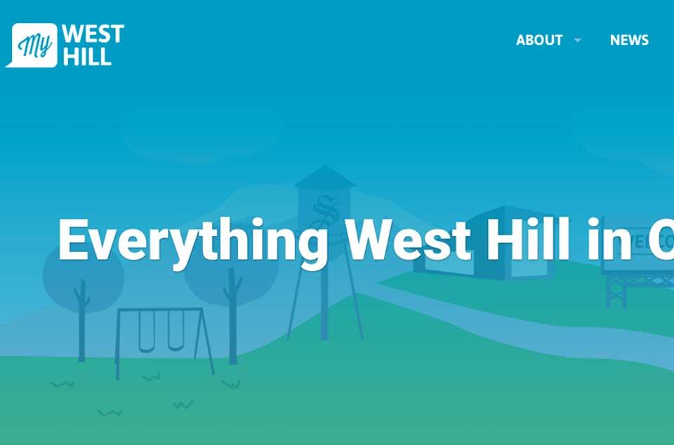 MyWestHill Website