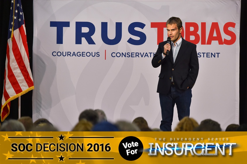 Skyway Outdoor Cinema: Decision 2016 - The Divergent Series: Insurgent