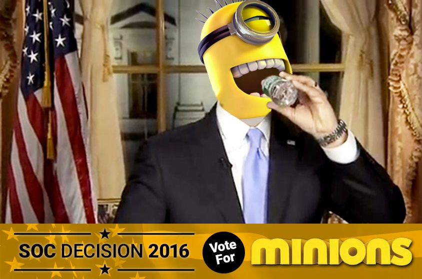 Skyway Outdoor Cinema: Decision 2016 - Minions
