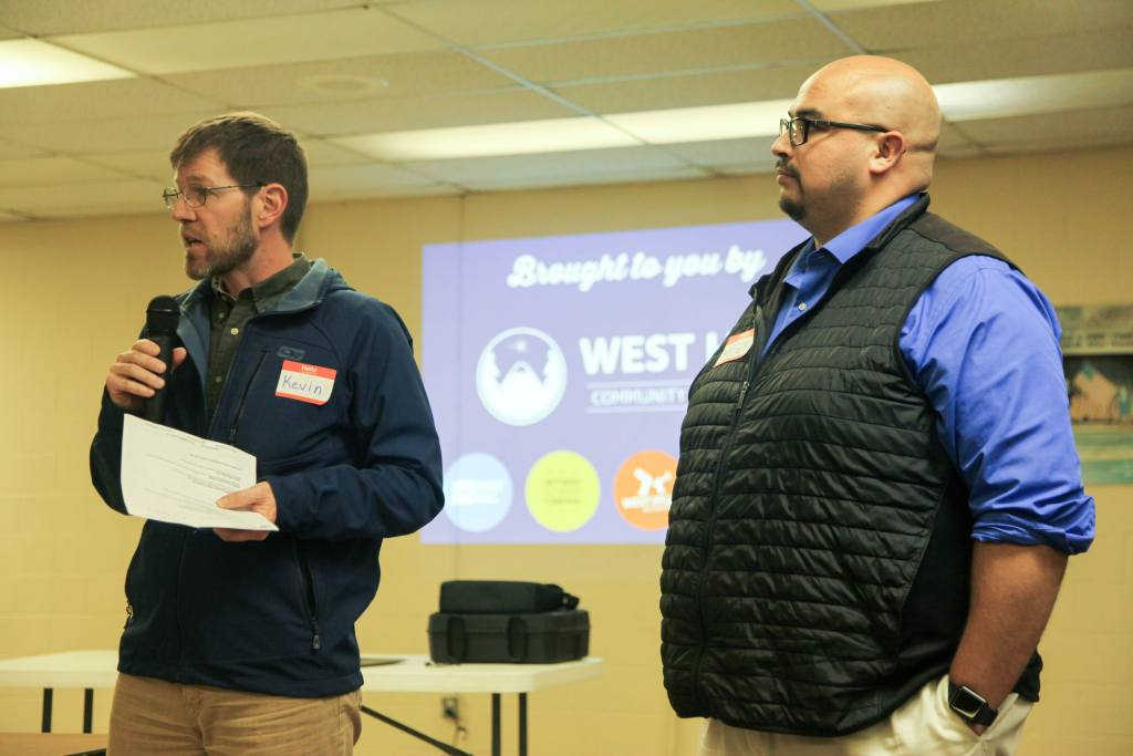 WHCA Spring QM - 2019-04-16 - West Hill Subarea Planner Kevin LeClair and Economic Development Manager Hugo Garcia