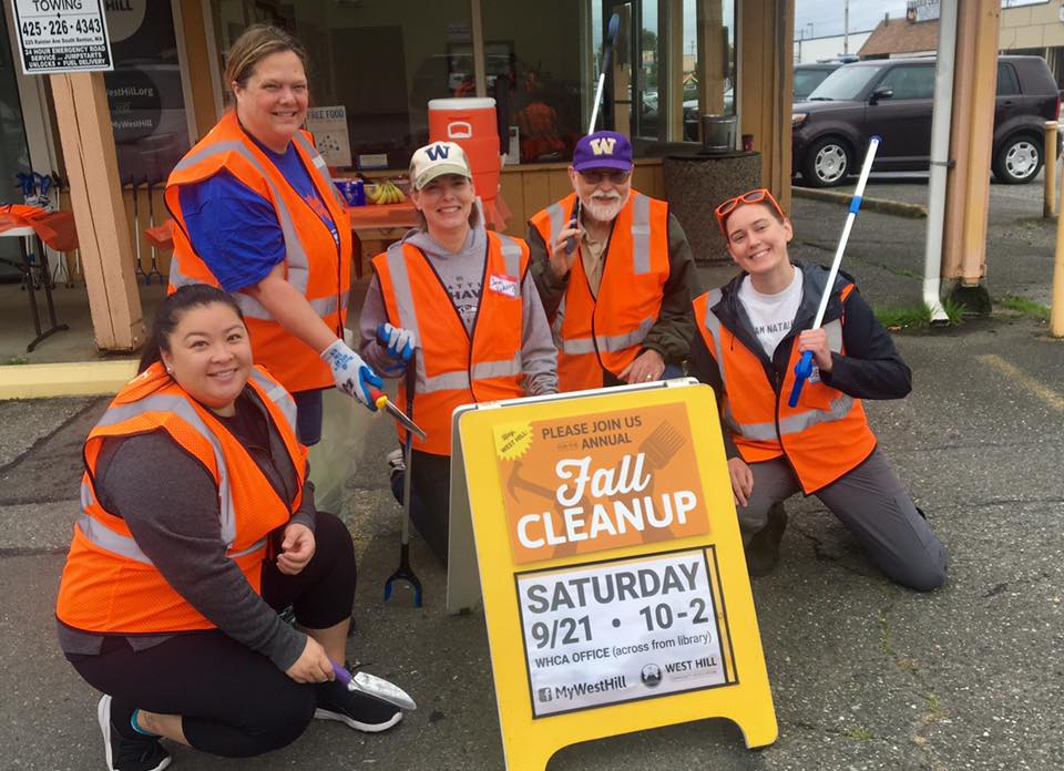 WHAM Fall Cleanup 2019 - Group
