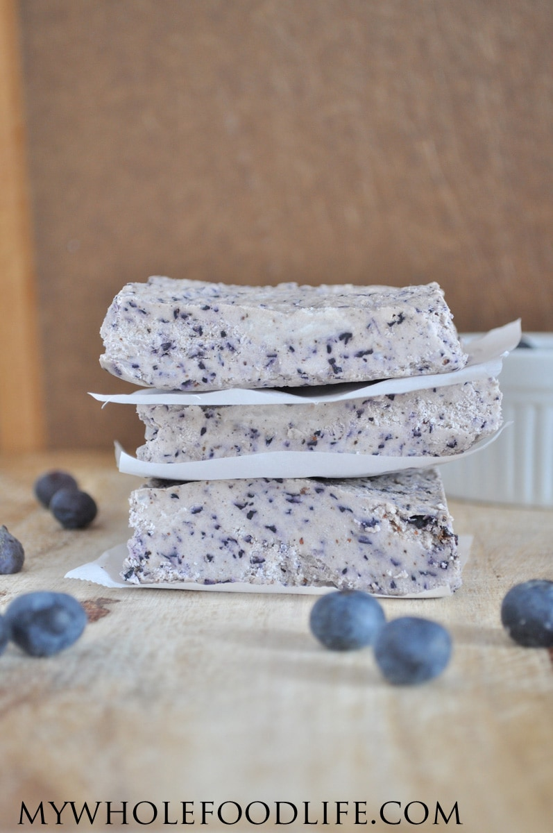 Blueberry Bliss Bars - My Whole Food Life