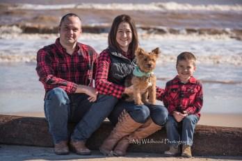family on log2 wm