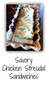 Pinterest Chicken Streudal sandwiches