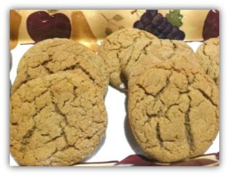 molasses cookies 2