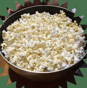 popcorn in kettle 2