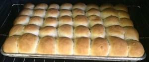 ROLLS in oven B