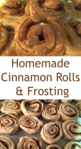Pinterest Cinnamon Rolls