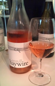 Haywire Gamay Noir Rose 2010