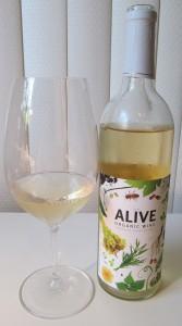 ALIVE Organic White 2011