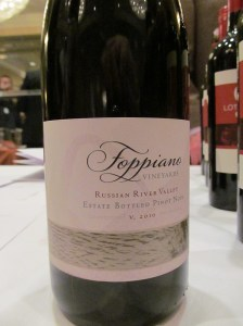 Foppiano Vineyards Russian River Valley Pinot Noir 2010