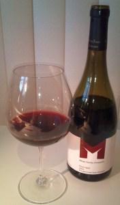 Meyer Family Vineyards Pinot Noir McLean Creek Road Vineyard 2009