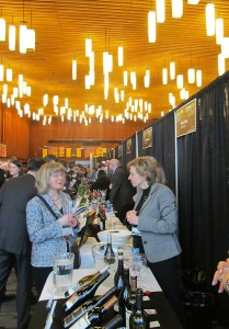People at the VanWineFest
