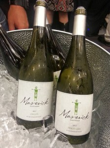 Maverick Estate Origin and Pinot Gris 2011