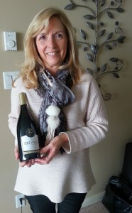 Debbie Woodward from Privato Vineyards and Winery