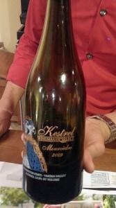 Kestrel Winemaker Select Mourvedre 2009