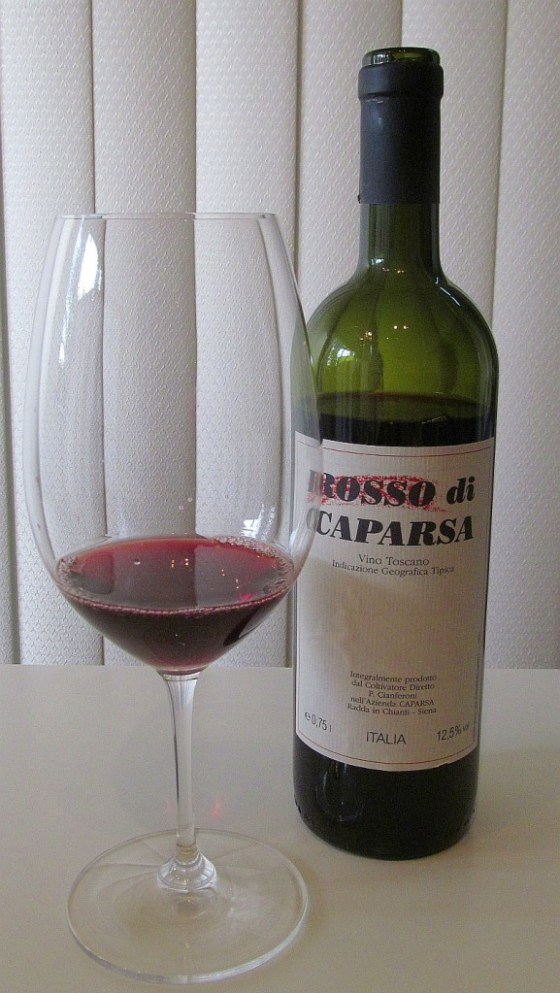 Rosso di Caparsa 2011