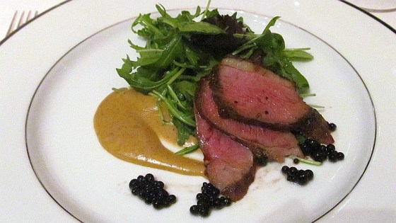 Tamarind duck breast
