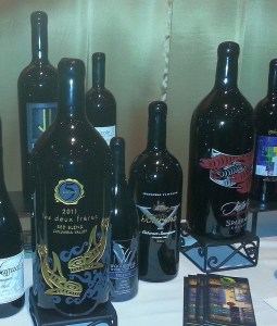 Taste of Tulalip bottles past and present