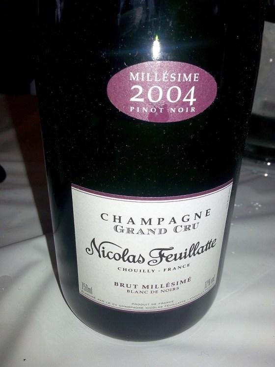 Champagne Grand Cru Nicolas Feuillatte Brut Millesime