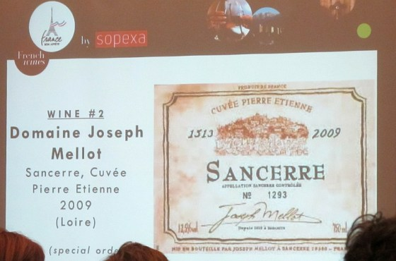 Domaine Joseph Mellot Sancerre Cuvee Pierre Etienne
