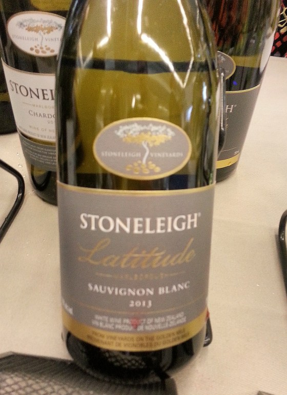 Stoneleigh Latitude Sauvignon Blanc 2013