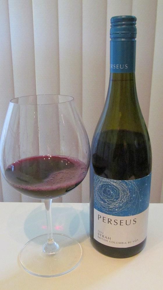 Perseus Syrah 2012