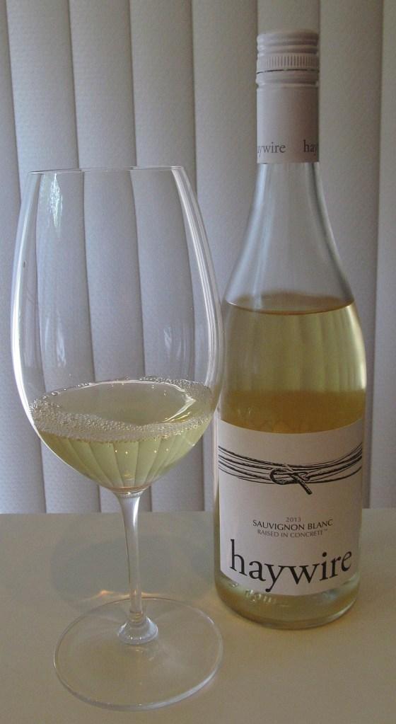Haywire Sauvignon Blanc 2013