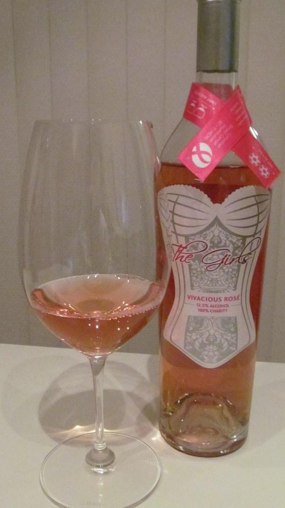 The Girls Vivacious Rosé