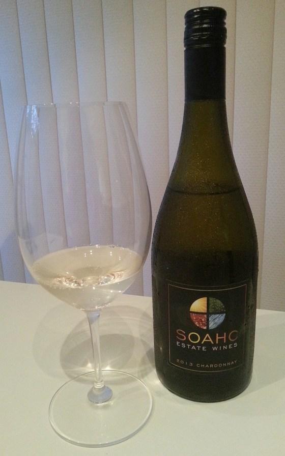 SOAHC Estate Wines Chardonnay 2013